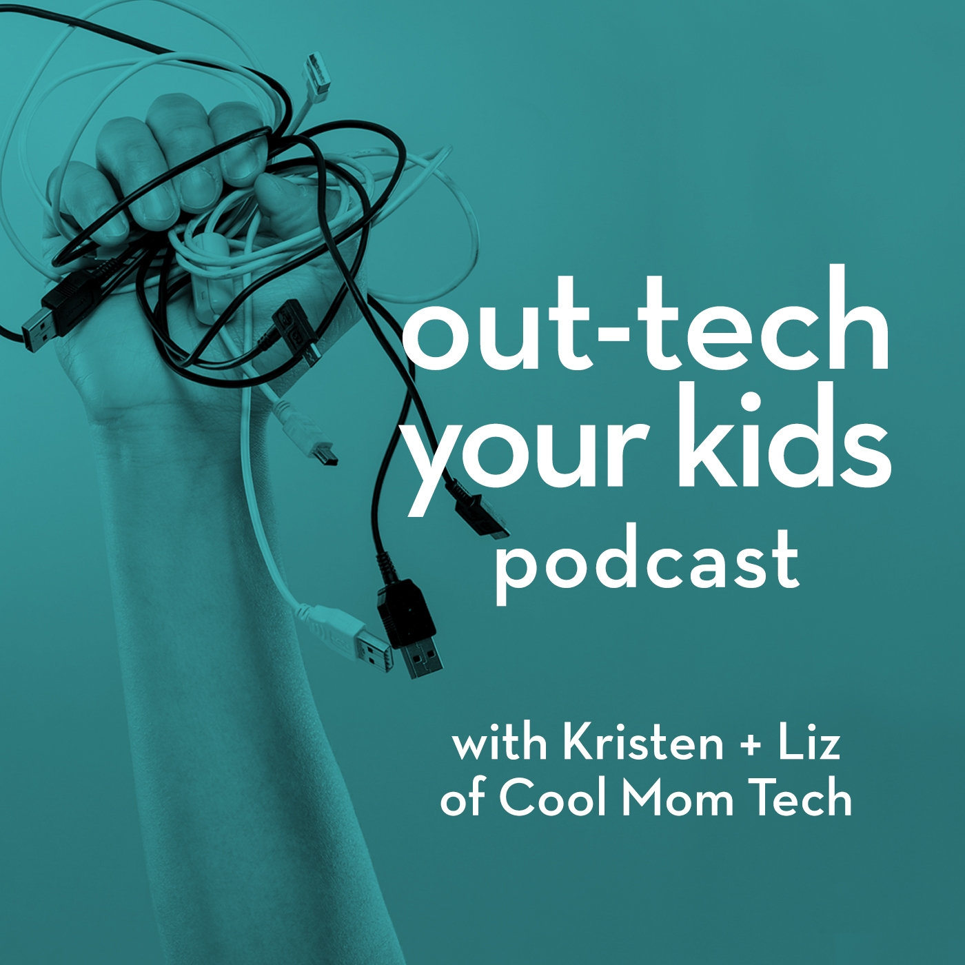 Out Tech Your Kids Podcast with Kristen + Liz